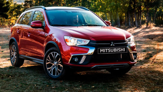 La Mitsubishi ASX ya se encuentra disponible en Guatemala