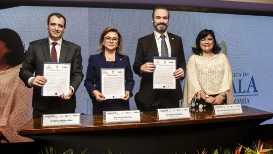 MINECO junto a Kolau digitalizará gratuitamente a MIPYMES en Guatemala