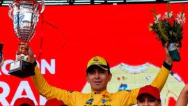 Manuel Rodas ganó su segundo título en la 59 Vuelta Ciclística a Guatemala 2019