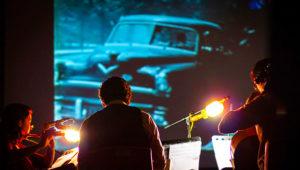 Noche de cineconcierto en Alianza Francesa | Noviembre 2019