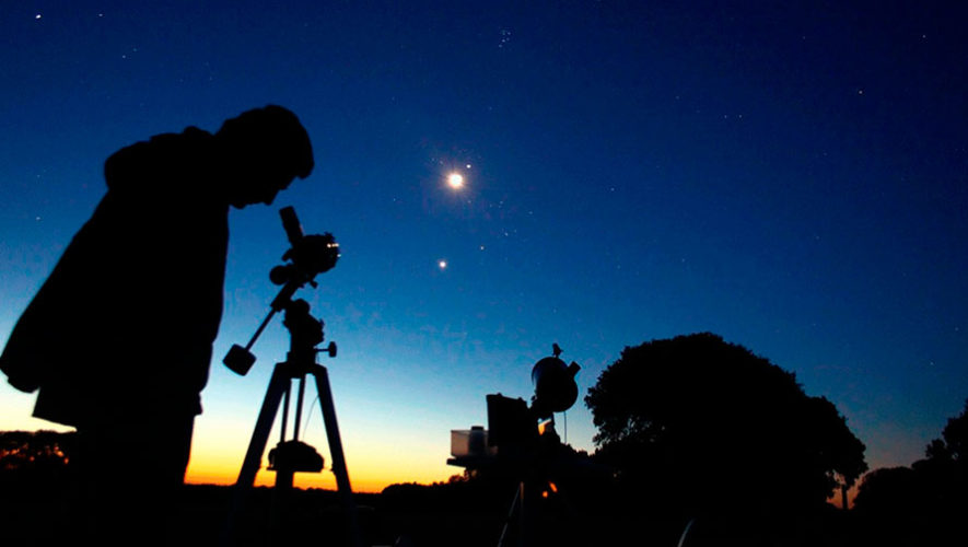 Noche de observación astronómica | Noviembre 2019