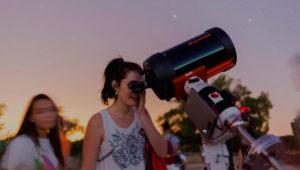 Noche de telescopios para observar las estrellas | Noviembre 2019