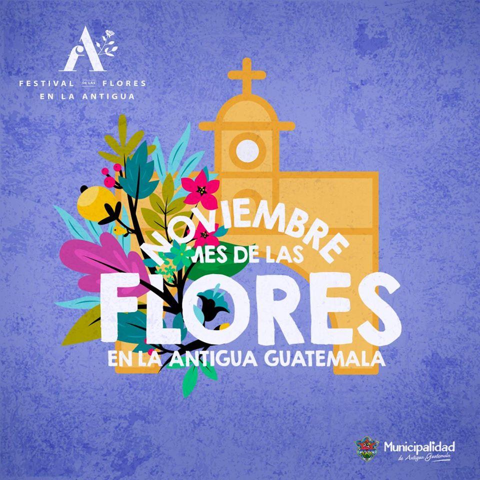 Noviembre es declarado como el Mes de las Flores en Antigua