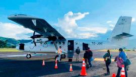 Nuevos vuelos directos de la Ciudad de Guatemala a Quetzaltenango y Huehuetenango en 2019