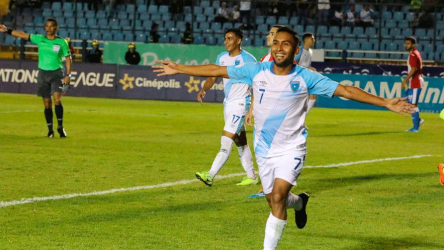 Partido amistoso de Guatemala vs. Antigua y Barbuda en Coatepeque | Noviembre 2019
