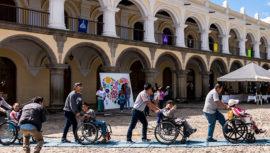 Paseos inclusivos gratuitos en el Festival de las Flores en Antigua Guatemala 2019