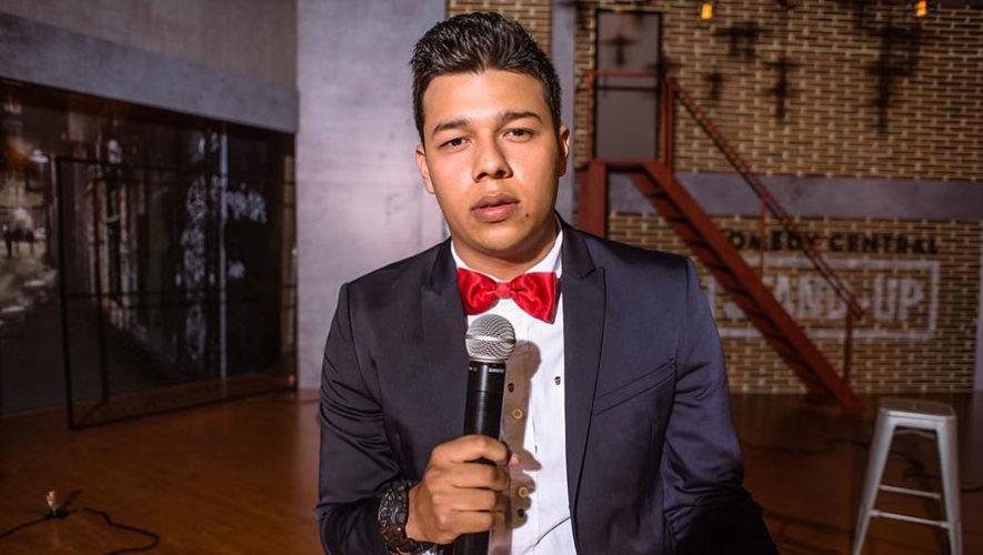 Presentación del comediante Anderson Niño en Guatemala | Noviembre 2019