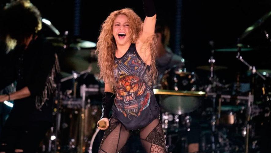 Proyección en cines del concierto El Dorado Tour de Shakira   Noviembre 2019