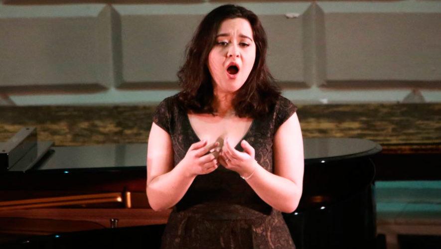 Recital de Adriana González en la Ciudad de Guatemala | Noviembre 2019