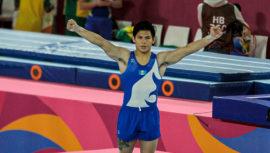 Resultado de Jorge Vega en la final de salto de la 44 World Cup Cottbus 2019 en Alemania