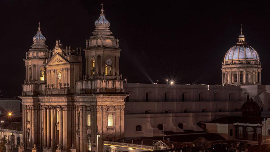Salida fotográfica nocturna por el Paseo de la Sexta   Noviembre 2019