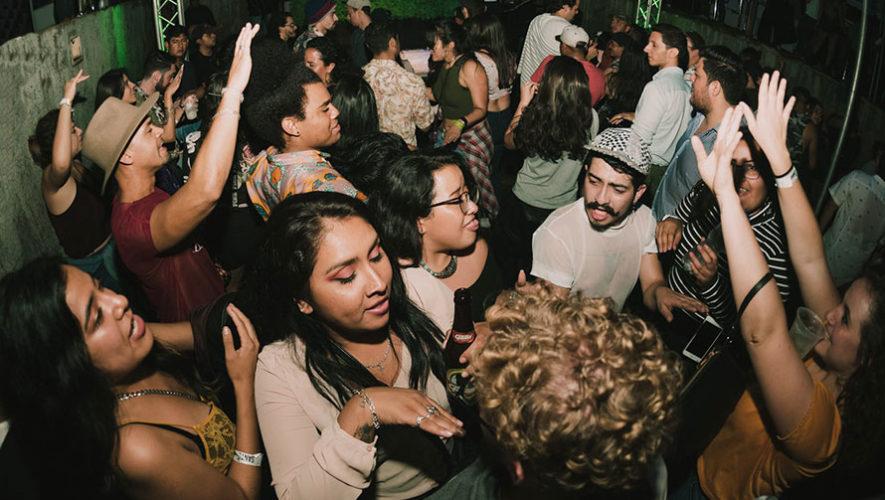 Santo Sandungueo, fiesta de reguetón en Antigua Guatemala | Noviembre 2019