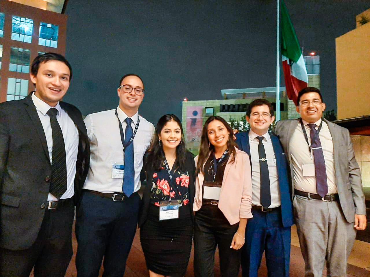 Segundo lugar para estudiantes guatemaltecos