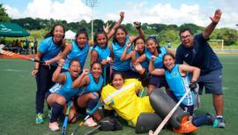 Selección femenina de Guatemala conquistó el título del III Campeonato Centroamericano 2019