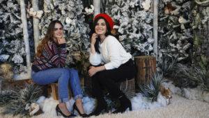 Sesión de fotografías navideñas en Oakland Mall | Noviembre- Diciembre 2019