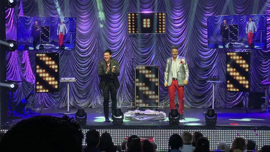 Show de magia con Joe y Moy en Pradera Concepción   Diciembre 2019