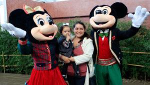 Show navideño gratuito con Mickey y Minnie | Diciembre 2019