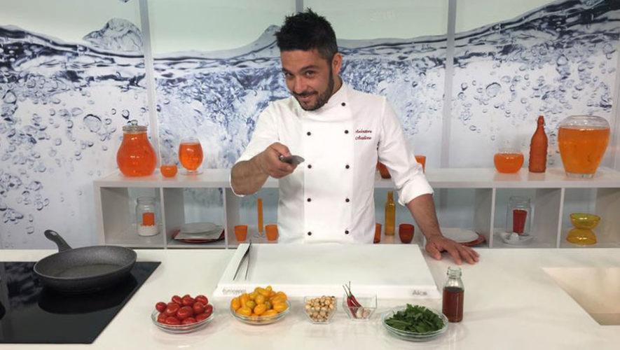 Taller de alta cocina italiana con el chef Salvatore Avallone | Noviembre 2019