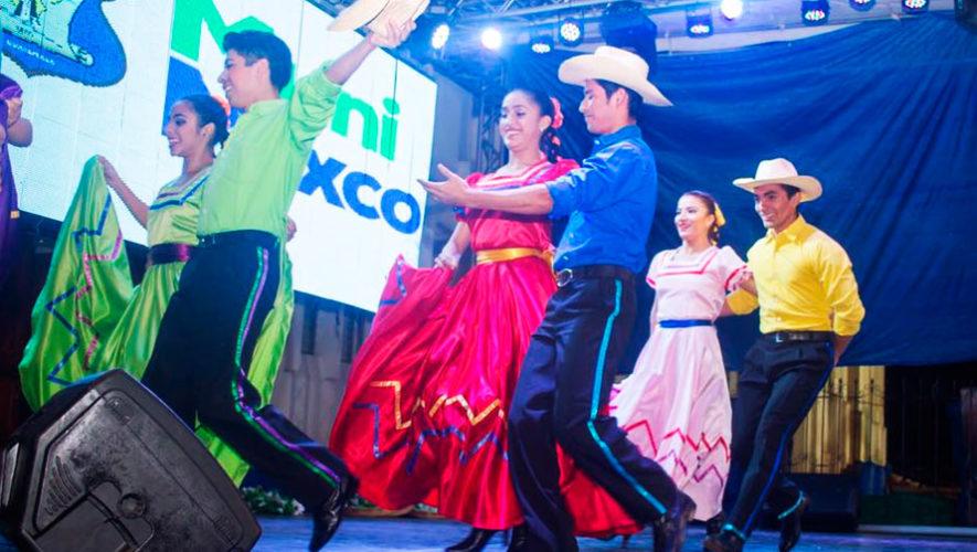 Tarde cultural con marimba y shows gratuitos en Mixco | Noviembre 2019