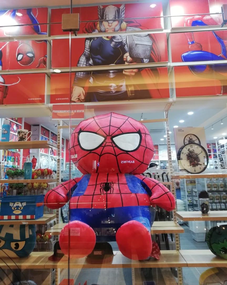 Tienda de Marvel en Guatemala
