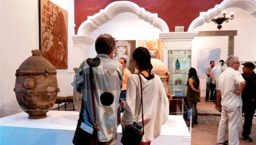 Tour guiado a la casa y museo Funba en Antigua Guatemala | Noviembre 2019