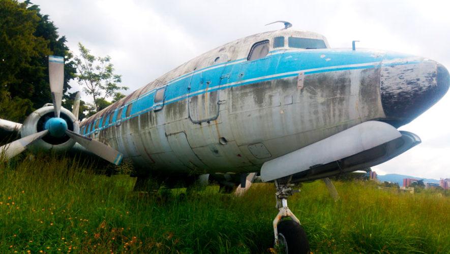 Tour histórico por los primeros hangares del aeropuerto | Diciembre 2019