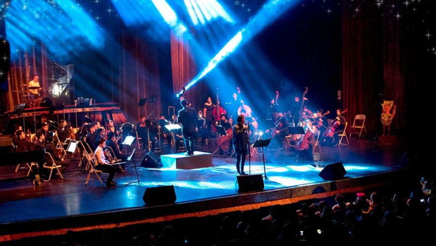 Tributo sinfónico gratuito a Michael Bublé en Guatemala | Noviembre 2019