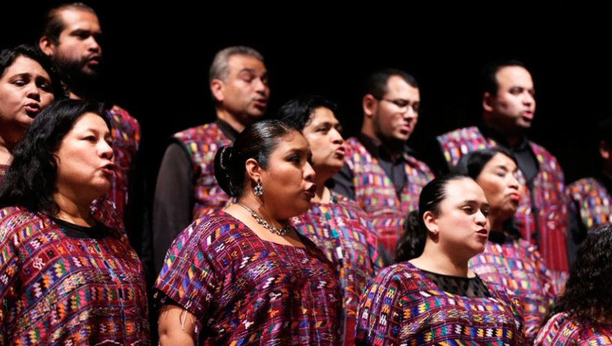 Un Viaje Navideño, concierto del Coro Nacional de Guatemala | Diciembre 2019
