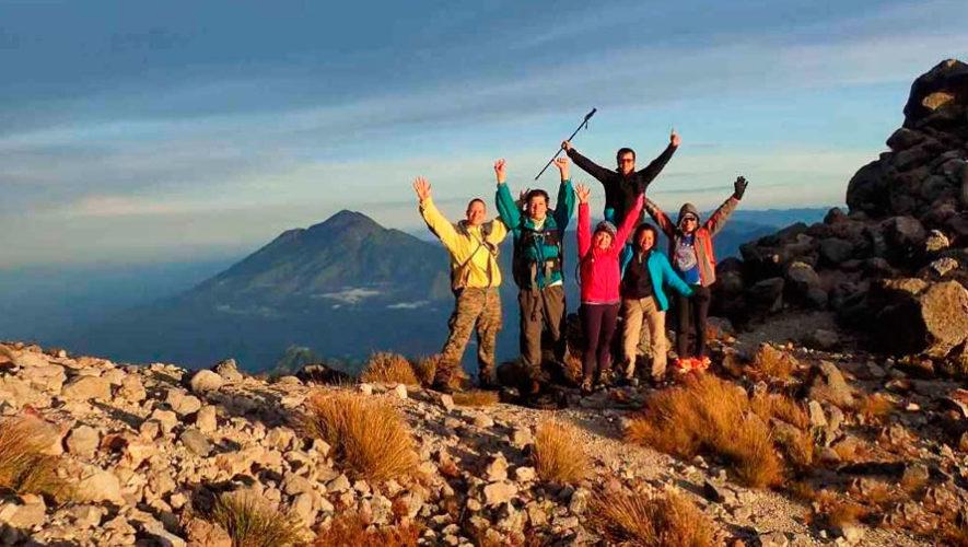 Viaje para escalar el volcán Tacaná por ruta de Guatemala y México | Noviembre 2019