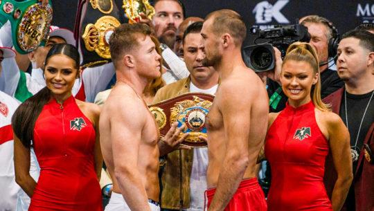 Hora y canales en Guatemala para ver en vivo la pelea Canelo Álvarez vs. Sergey Kovalev