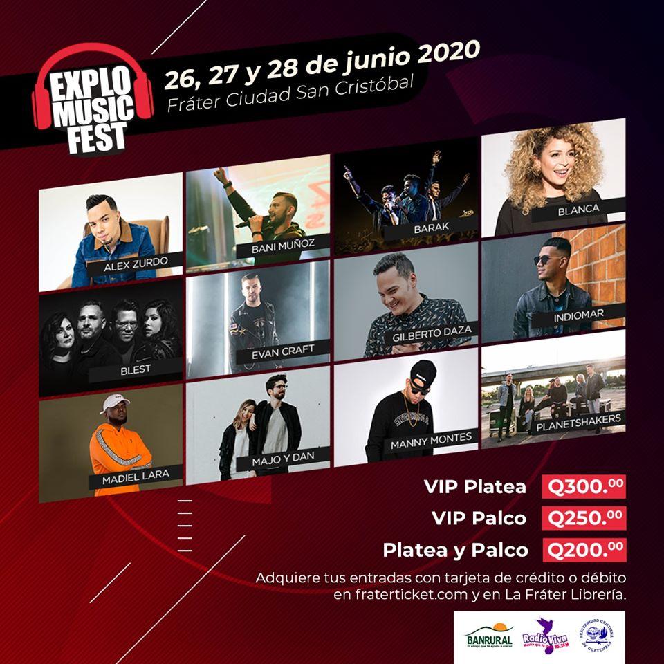 (Foto: Explo Music Fest)