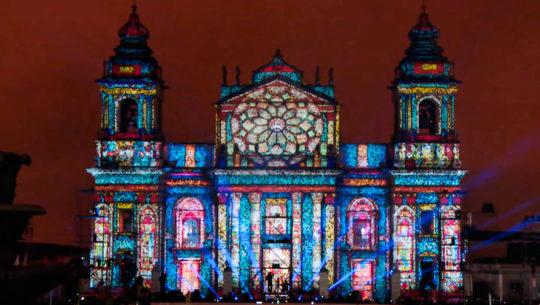 Actividades para iniciar la época navideña 2019 en Guatemala