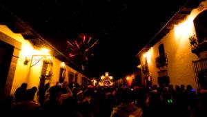 Año Nuevo en el Arco de Santa Catalina, Antigua Guatemala | Diciembre 2019