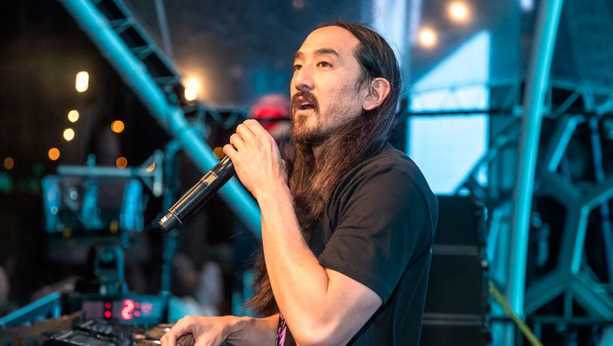 Anuncian concierto de Steve Aoki en Guatemala para el 2020