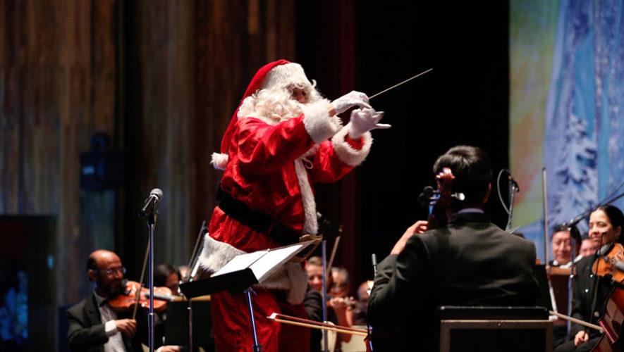 Armonías de Navidad, concierto de la Orquesta Sinfónica Nacional | Diciembre 2019
