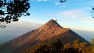 Ascenso al Volcán Acatenango para ver el amanecer | Enero 2020