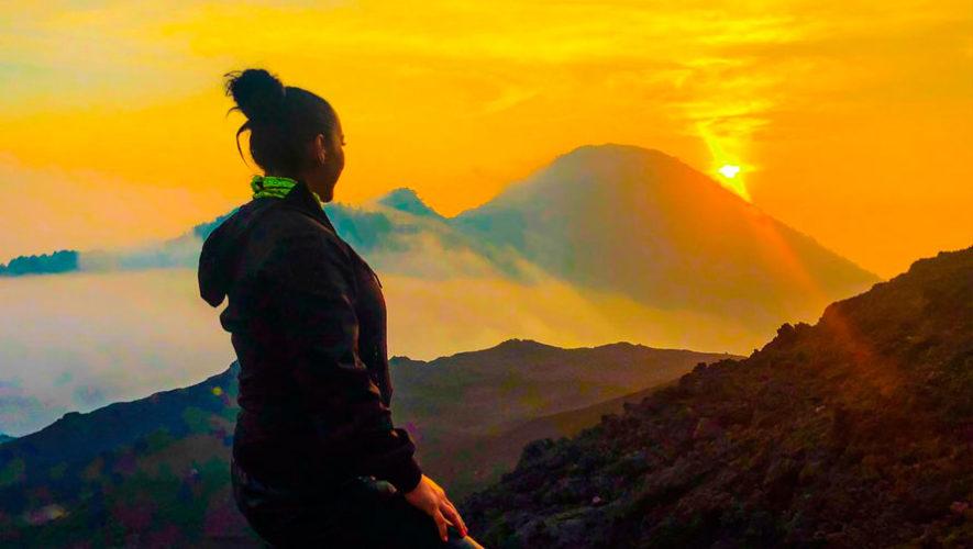 Ascenso al Volcán Pacaya y visita a la Laguna de Calderas | Diciembre 2019