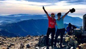 Ascenso al Volcán Tajumulco y campamento en la cumbre   Enero 2020