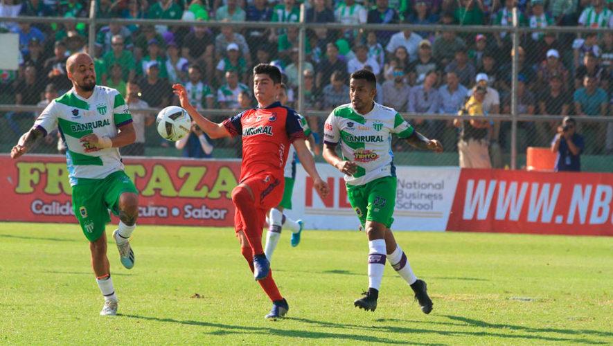 Calendario del Torneo Clausura 2020 de la Liga Nacional de Guatemala
