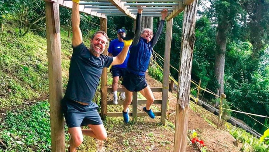 Carrera navideña con obstáculos a campo traviesa   Diciembre 2019