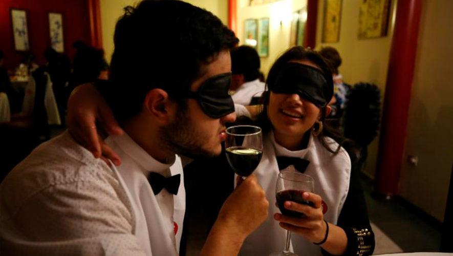 Cena a ciegas en Ciudad de Guatemala | Enero 2020