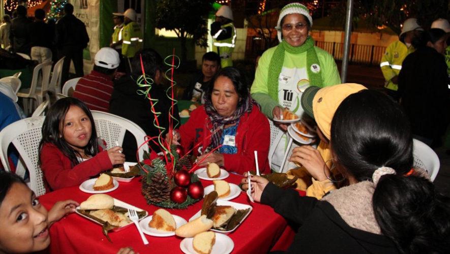 Cena de Navidad de la Municipalidad de Guatemala | Diciembre 2019