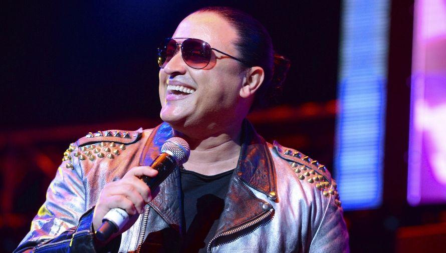 Concierto de Elvis Crespo en Guatemala