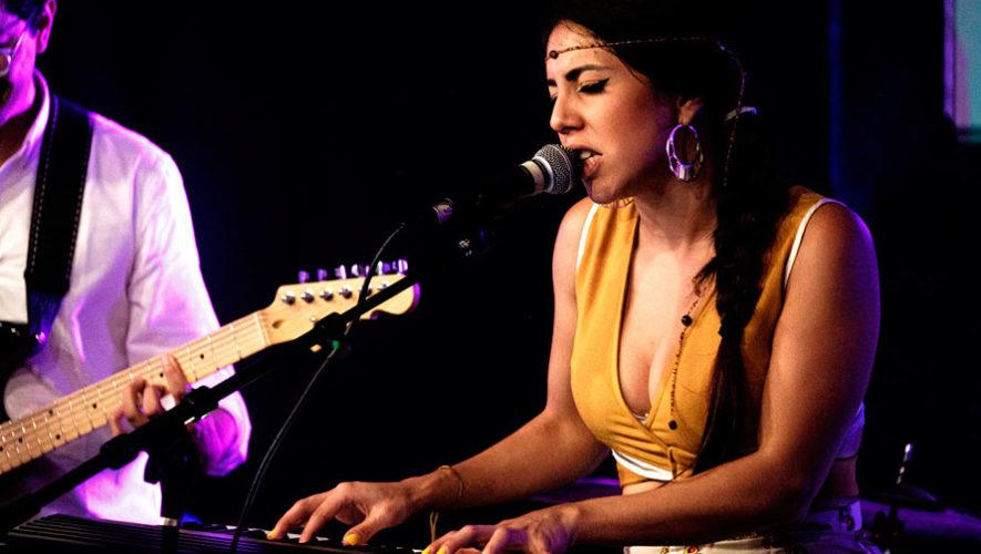 Concierto de Fabiola Roudha en Antigua Guatemala   Enero 2020