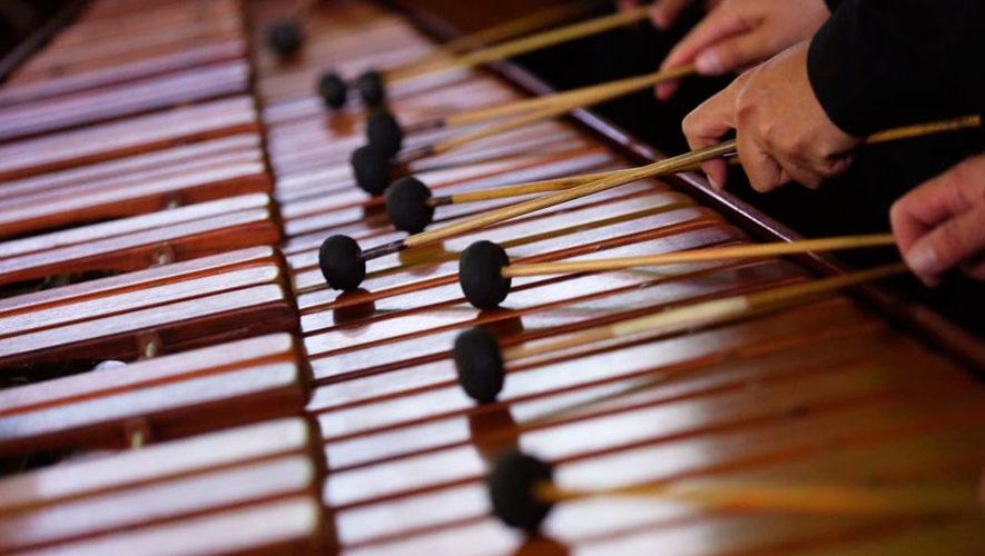 Concierto gratuito de marimba en Zona 17 | Diciembre 2019