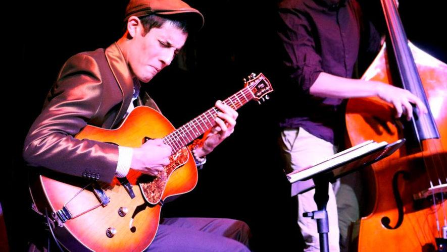 Concierto navideño de jazz en Antigua Guatemala | Diciembre 2019