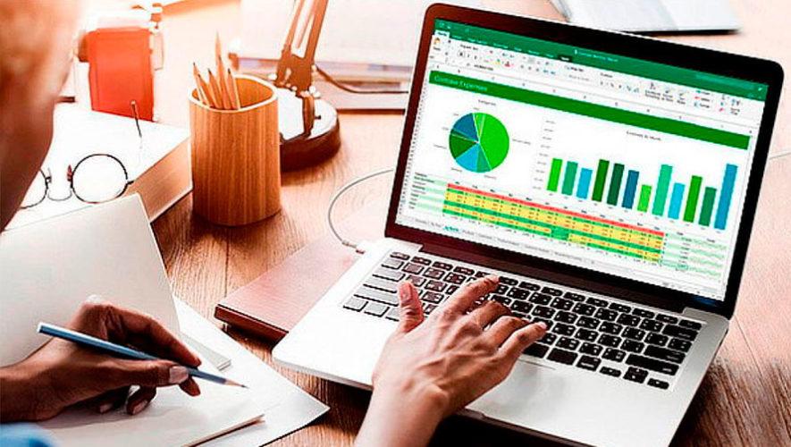 Curso de Excel para principiantes en Zona 10 | Enero 2020