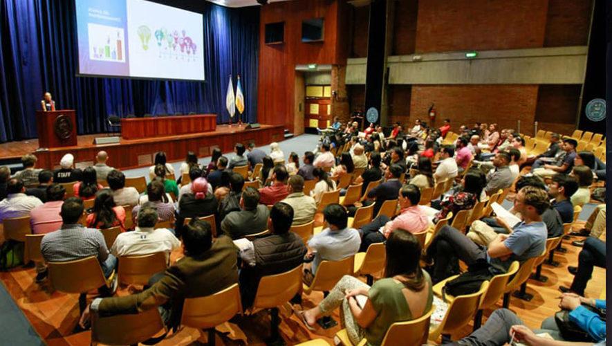 Empréndete Guate, conferencias y espacios para emprendedores | Diciembre 2019
