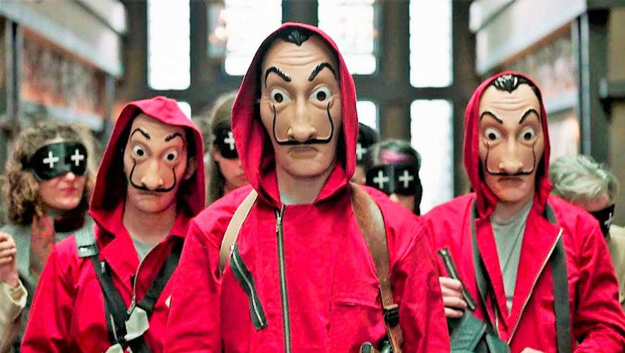 Fecha de estreno de la cuarta temporada de La Casa de Papel, Netflix Guatemala | Abril 2020