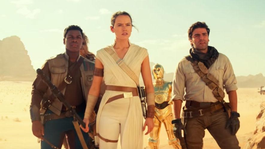 Fecha de estreno en Guatemala de la película Star Wars: Episodio IX | Diciembre 2019